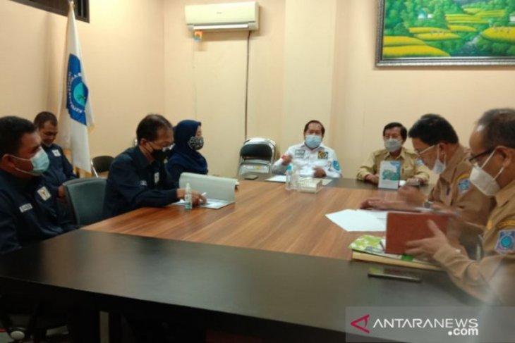 Wagub Babel terima kunjungan DPD RI bahas RUU Pinjaman Daerah