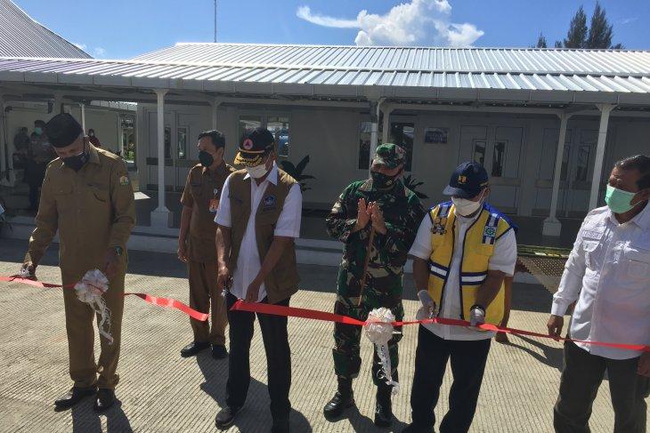 BNPB chief Monardo inaugurates COVID-19 hospital in Aceh