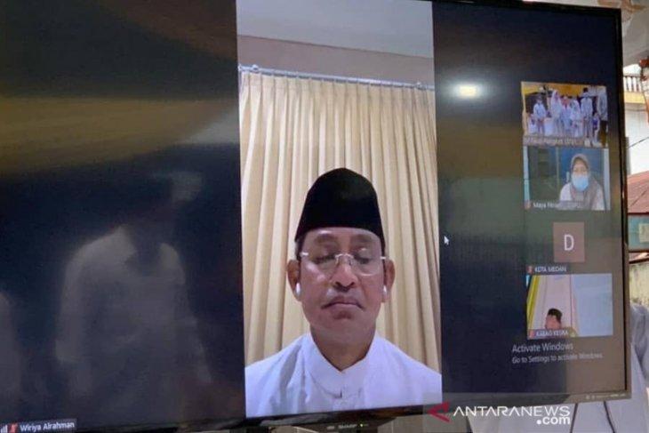 Pemkot Medan: Masjid mandiri hindarkan umat dari sistem riba