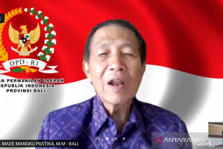 Anggota DPD: Keberpihakan pada petani Bali jangan hanya wacana