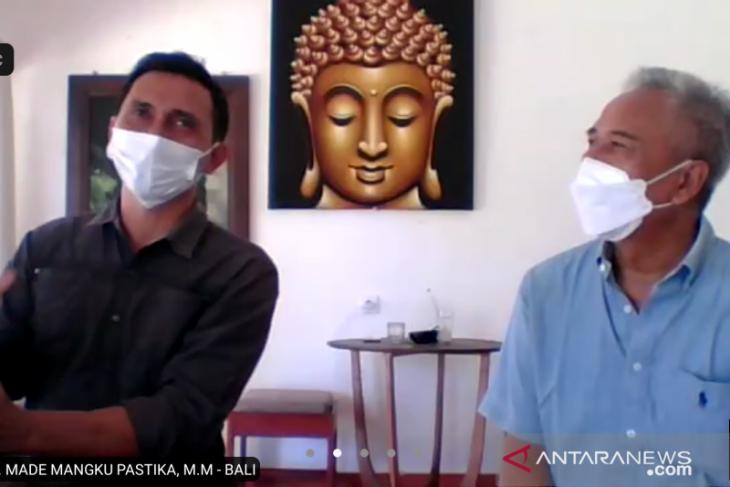 Anggota DPD dorong petani Bali budidayakan porang