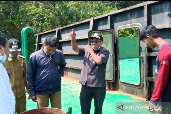 150 ton CPO cemari Sungai Sambas,  Dewan segera panggil pemilik