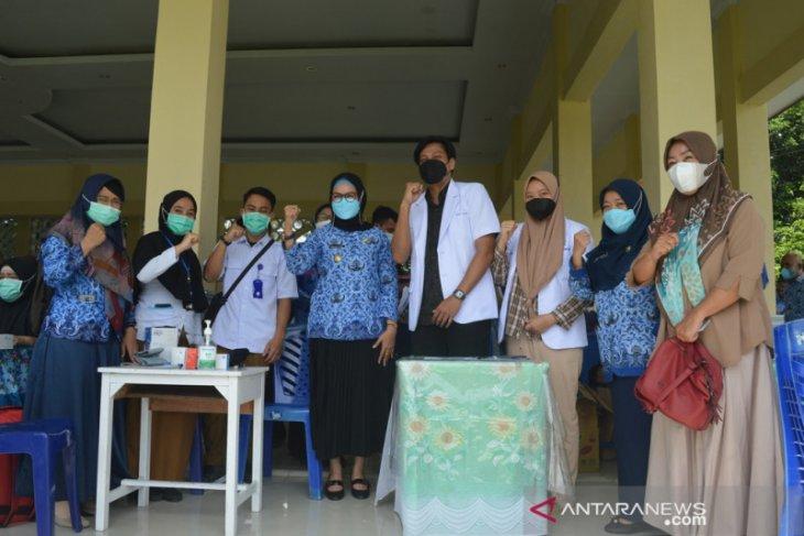 Dinas Kesehatan Bone Bolango buka pelayanan kesehatan terpadu di Tapa