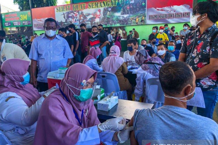 Positif COVID di Aceh bertambah 52 dan enam meninggal dunia