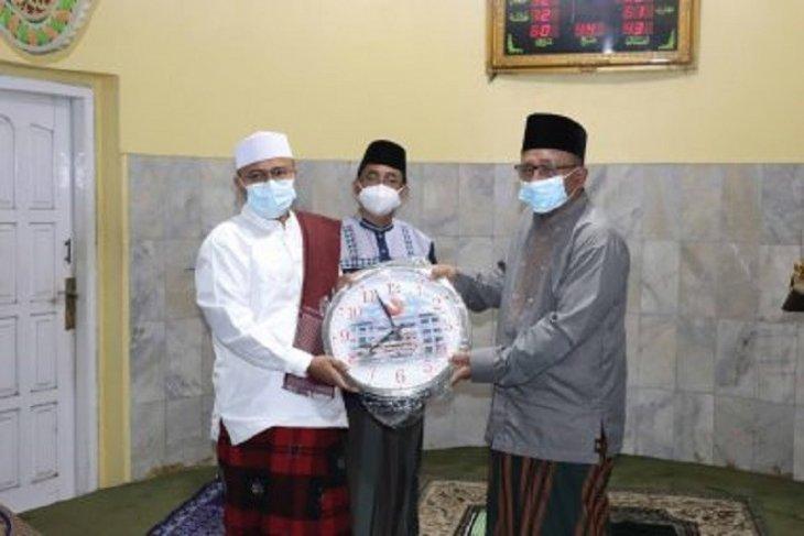 Pimpinan Unja gelar safari ramadhan di enam lokasi mesjid Kota Jambi