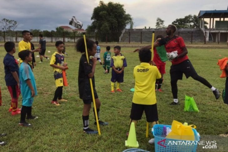 Barito Putra sports school now in Tapin, ready to capture children's interest and talents