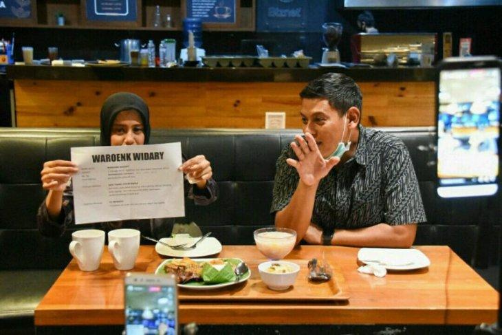Wali Kota Kediri promosikan produk UMKM jelang Lebaran