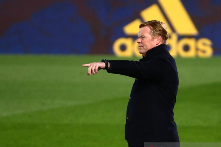 Tutup mulut soal Liga Super Eropa,  Koeman justru kritik UEFA