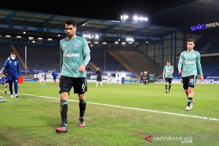 Takluk di markas Arminia 0-1, Schalke terdegradasi ke kasta kedua