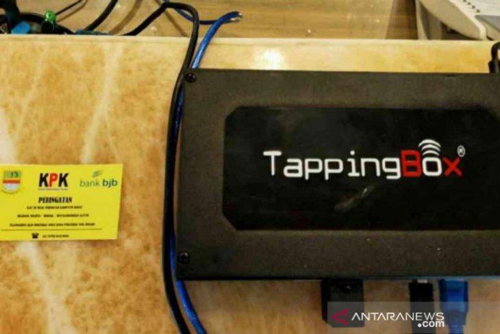 Pemkab Bekasi pasang 300 'tapping box' di tempat usaha pada 2021