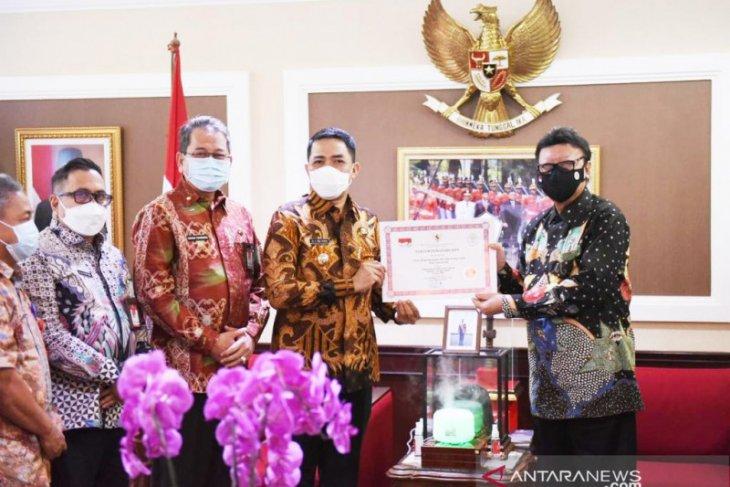 Samarinda raih dua penghargaan pelayanan publik  dari Kemen-PAN RB