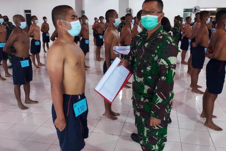 25 putra Malut ikuti pendidikan TNI-AL gelombang I 2021 di Sorong