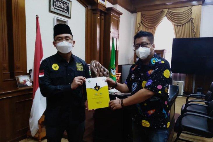 Persiapan Festival Harbuknas 2021 dapat dukungan Pemprov Banten
