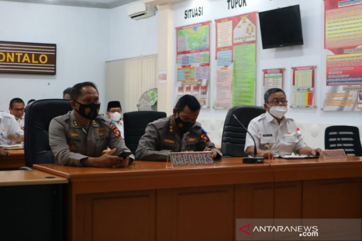 Bupati Gorontalo Utara imbau warga mematuhi larangan mudik