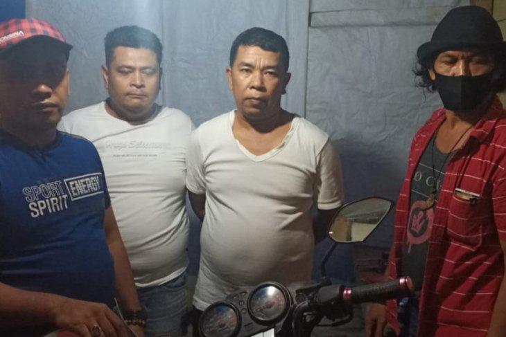 Pelaku pencabulan warga Padang Tualang ditangkap di Tapanuli Selatan