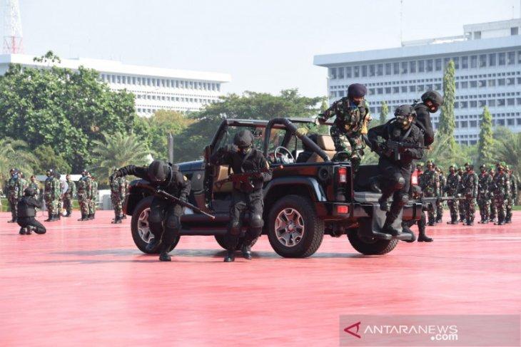TNI buka kesempatan bagi Wanita TNI kembangkan karier militer
