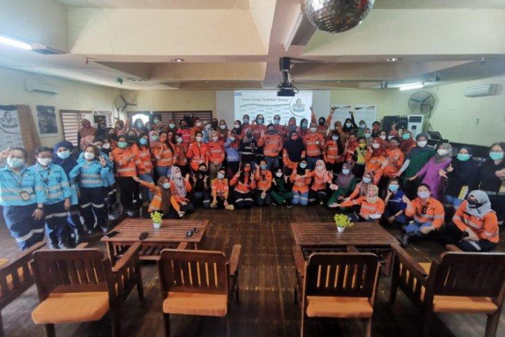 Semangat Kartini di tambang emas Gosowong Kabupaten Halmahera Utara