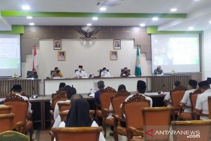 Wali Kota Jambi mengaktifkan Satgas COVID-19 tingkat kelurahan