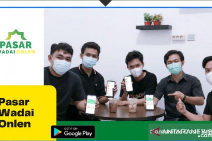 Alumni Poliban buat aplikasi pasar Ramadhan daring 2021