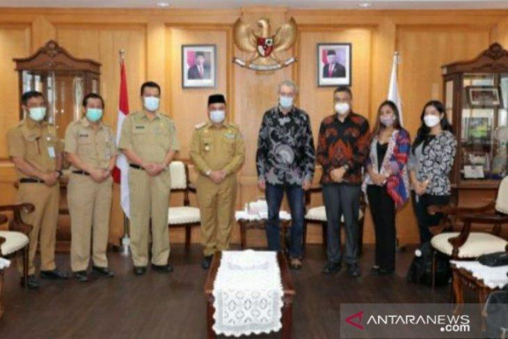 Gubernur Erzaldi: Perusahaan asal Amerika lirik investasi di Bangka Belitung