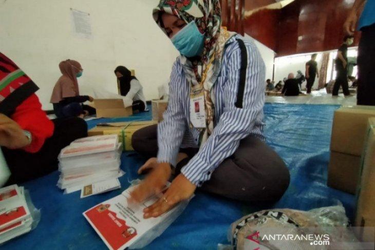 29.056 surat suara untuk PSU Pilkada Banjarmasin sudah siap