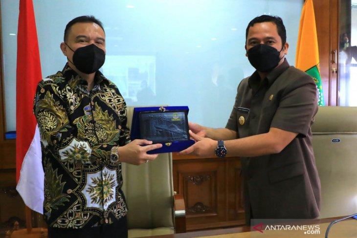 DPR dukung pembangunan Stadion Gelora Tangerang Ayo