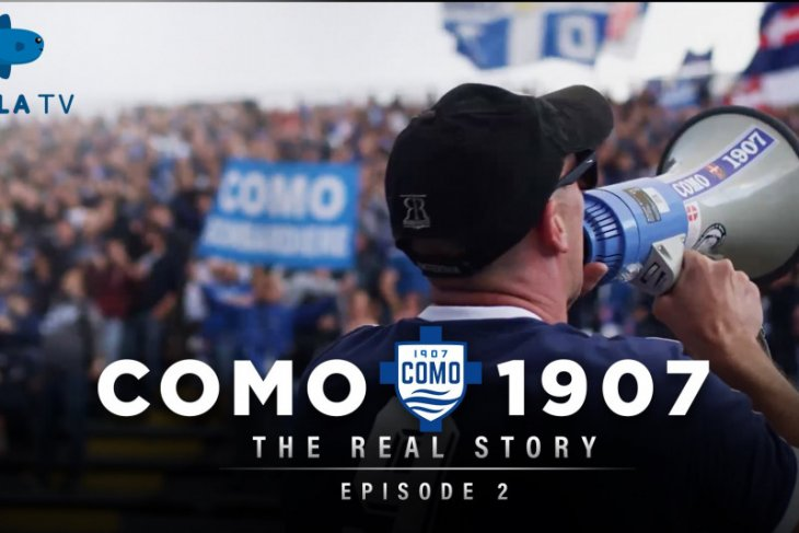 Alasan Mola TV buat dokumenter klub sepak bola Como
