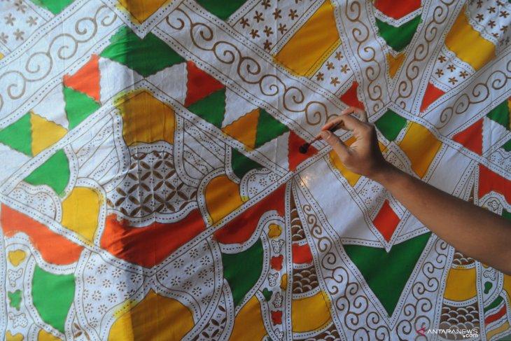 Permintaan Batik di Bulan Ramadhan Meningkat