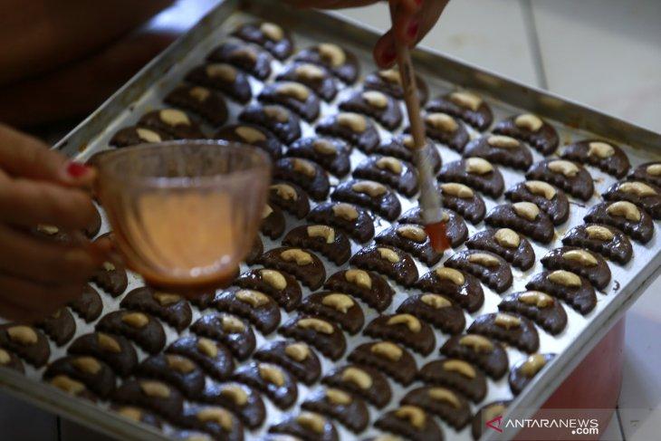 Produksi kue kering Gorontalo meningkat saat Ramadhan