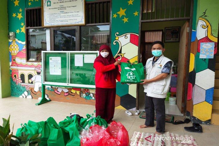 UPZ PKT Salurkan Paket Ramadan Senilai Rp555 Juta bagi 2.205 Mustahik di Bontang