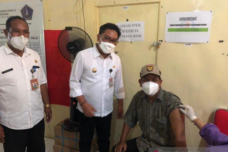 Pemkot Denpasar gencar vaksinasi COVID-19 untuk lansia