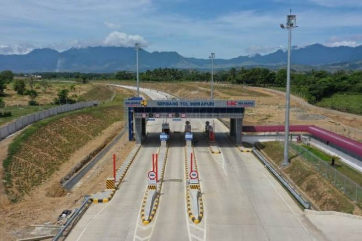 Sigli-Banda Aceh toll road project 67.9% complete: PT Adhi Karya