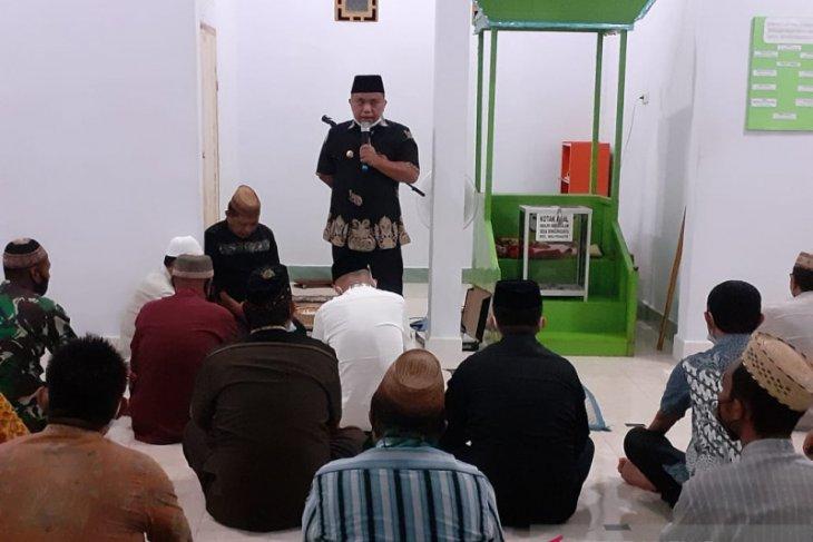 Wakil Bupati Gorontalo apresiasi warga berkomitmen perangi COVID-19