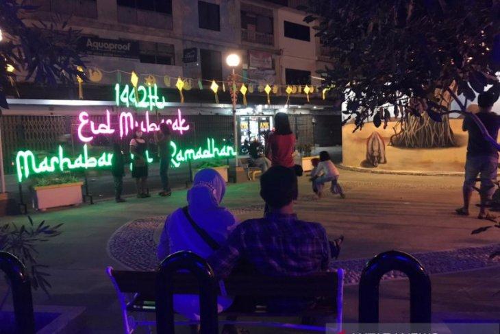 1.442 buah Tanglung meriahkan Ramadhan di Singkawang