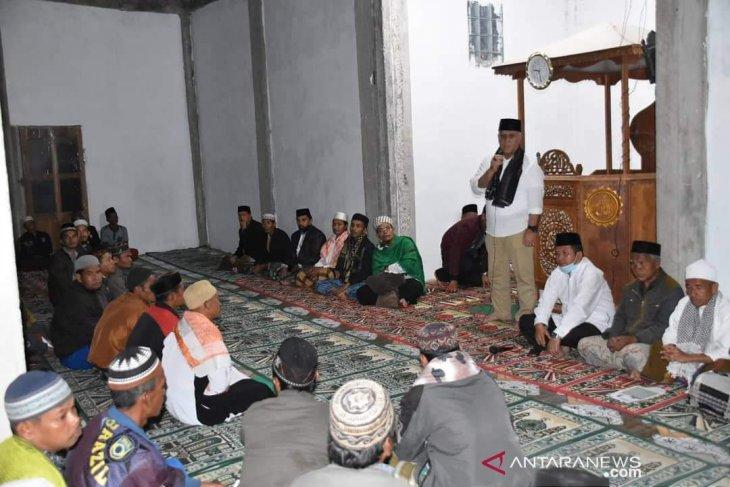 Bupati Aceh Tengah ajak warga tingkatkan ibadah dan patuhi prokes