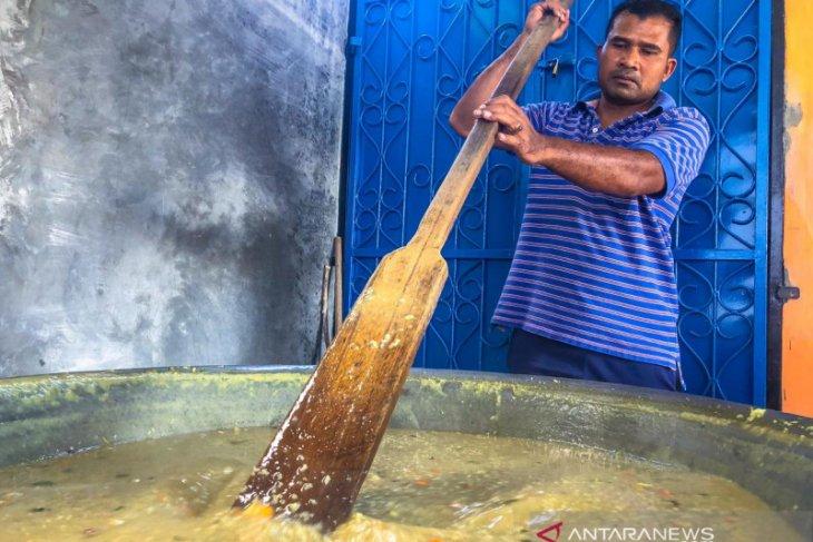 Kanji Rumbi menu buka puasa khas Aceh sejak era kesultanan