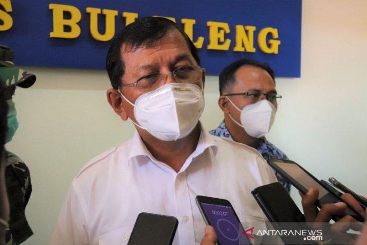 Pemkab Buleleng bangun pos sekat di Pejarakan jelang mudik