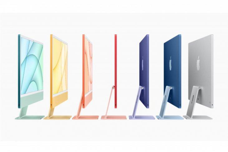 Apple luncurkan iMac dan iPad Pro dengan tenaga chip M1
