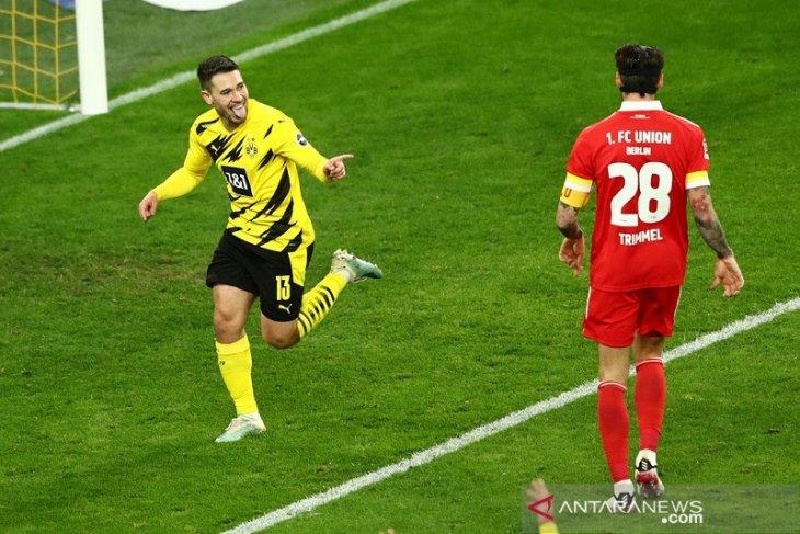 Dortmund terus memelihara asa Liga Champions seusai atasi Union Berlin