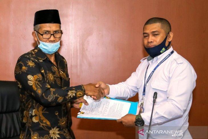 Alhamdulillah, Pemkab Aceh Barat terima hibah sarana utilitas Rp462 juta dari pemerintah pusat