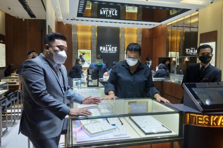 The Palace Jeweler hadir di Kalbar beri promo cincin berlian mulai Rp3 jutaan