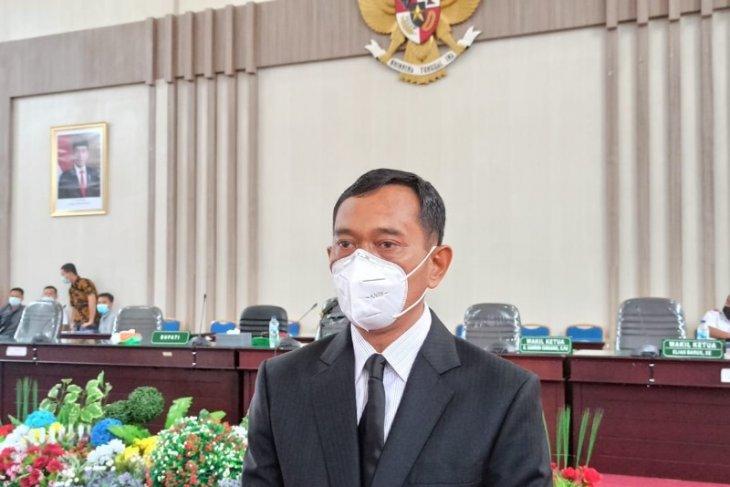 JR Saragih pamitan