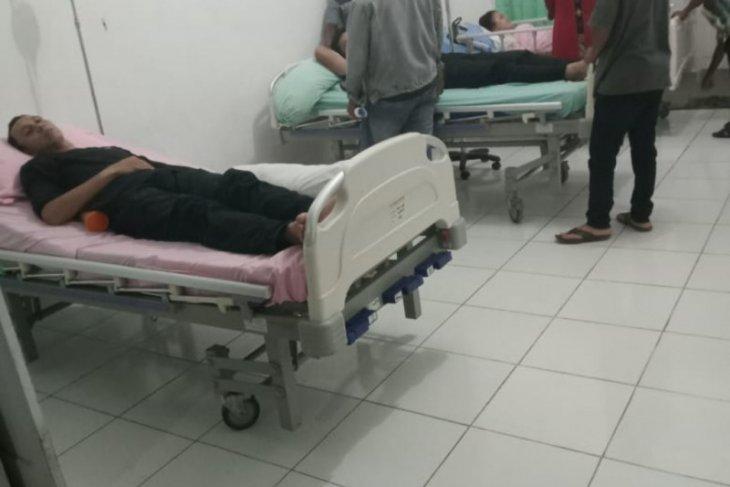 22 warga perkebunan PTPN II Batang Serangan Langkat keracunan makanan
