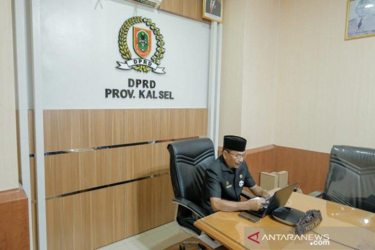 Ketua DPRD Kalsel harapkan pemerintah optimalkan pembangunan ekonomi