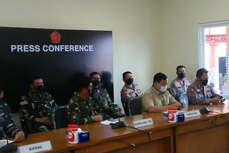 Prabowo: Kita akan modernisasi alutsista bagi TNI