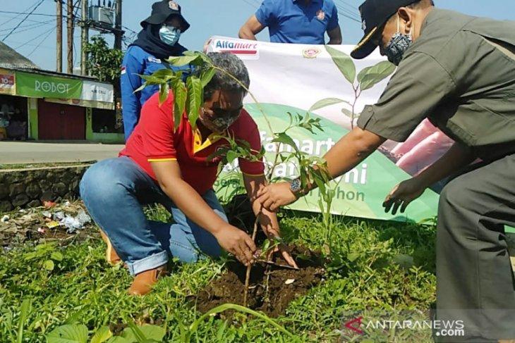 Alfamart tanam 15.000 pohon peringati Hari Bumi