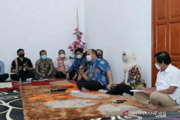 Gubernur Babel tampung aspirasi untuk majukan pariwisata Belitung