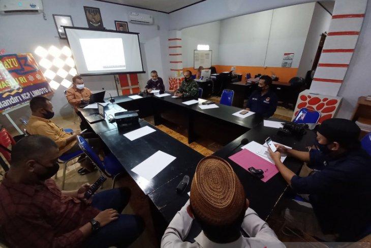 Bawaslu Gorontalo Utara perkuat pengawasan PDPB