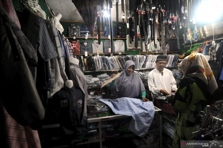 Penjualan Busana Muslim Ramadhan
