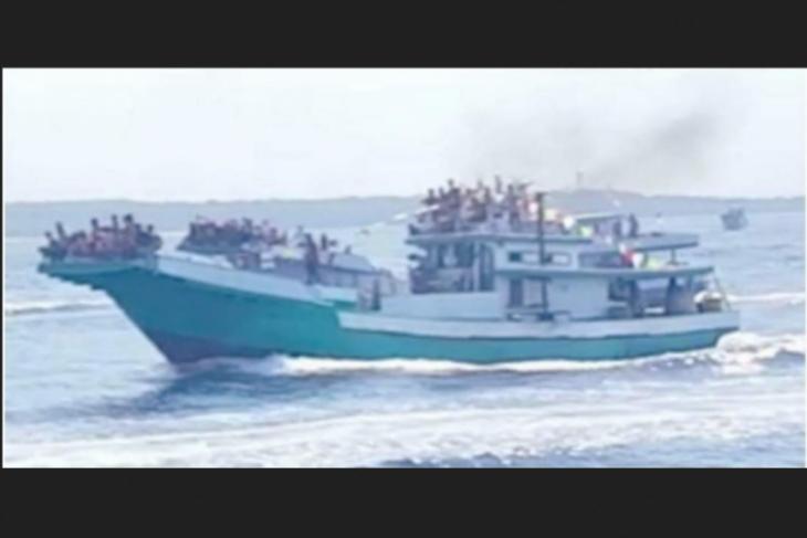 Dua kapal nelayan hilang akibat badai Seroja belum ditemukan